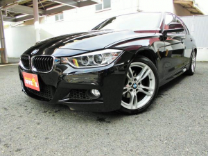 BMW 3シリーズ 320i Mスポーツ 18インチ ナビ&地デジTV