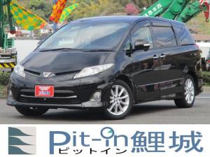 トヨタ エスティマ 2.4アエラス Gエディション アルパイン8インチナビ
