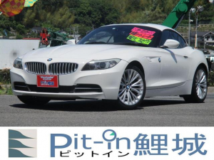 BMW Z4 sDrive23iスタイルエッセンス 電動オープン 本革