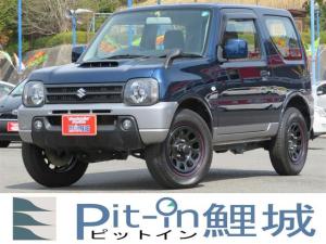 スズキ ジムニー XG ケンウッドナビ フルセグ ETC フルタイム4WD キーレス 背面タイヤ