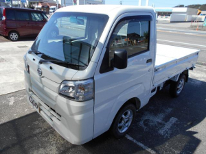 ダイハツ ハイゼットトラック スタンダード4WD 5F 走行3.1万km エアコン PS
