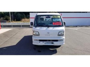 ダイハツ ハイゼットトラック スペシャル エアコン パワステ 4WD