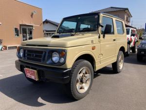 スズキ ジムニー HA 4WD 5MT ターボ