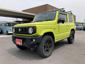 スズキ ジムニー XC 4WD 横滑り防止 衝突安全ボディ Sヒーター デュアルブレーキサポート