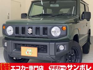 スズキ ジムニー XL 4WD 衝突被害軽減ブレーキ スマートキー 新車