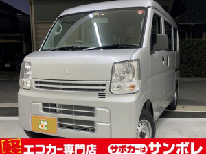 スズキ エブリイ PA 4WD新品ナビテレビ 新車保証 新車保証令和6年6月