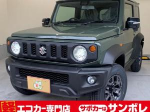 スズキ ジムニーシエラ JC 新品ナビTV Bluetooth対応 安全装置 新車メーカー保証5年10万キロ