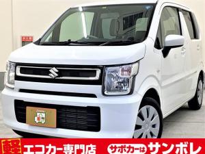 スズキ ワゴンR FA 新品ナビテレビ ブルートゥース対応  新車保証令和5年9月 キーレス オートマ エアコン 電動格納ミラー