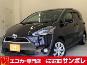 トヨタ シエンタ G クエロ 両側パワースライドドア フリップダウンモニター