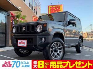 スズキ ジムニー XC 新品ナビTV Bluetooth対応 新車メーカー保証5年10万km