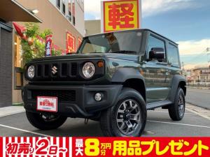 スズキ ジムニーシエラ JC JC 新品ナビTV Bluetooth対応 安全装置 スマートキー 電動格納ミラー 新車メーカー保証5年10万キロ