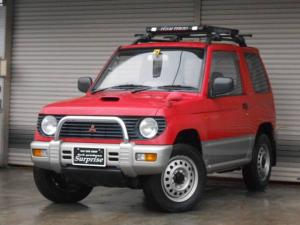 三菱 パジェロミニ VR-II ターボ 4WD 軽自動車 ルーフキャリア