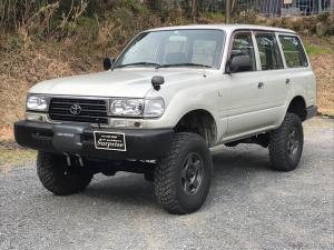 トヨタ ランドクルーザー80 GX 4WD 5MT 観音開 デフロック ナローボディ