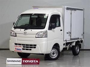 ダイハツ ハイゼットトラック 保冷車 4WD・5速