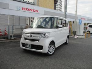 ホンダ N-BOX G・Lホンダセンシング 4WD・ワンオーナー・禁煙車・ホンダインターナビ・バックモニター・助手席側パワースライドドア・ETC・LEDヘッドライト