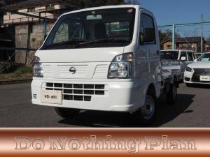 日産 NT100クリッパートラック DX農繁仕様 4WD 作業灯 純正ラジオ