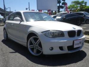 BMW 1シリーズ 120i Mスポーツパッケージ Pスタート 18AW社外ナビ