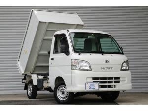 ダイハツ ハイゼットトラック 清掃ダンプ4WD5MTACPSAB極東開発架装DD01-02