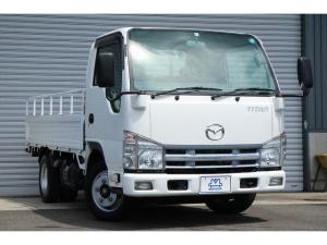 マツダ タイタントラック 平ボディフルフラットローICターボ ディーゼル 5速1.5t