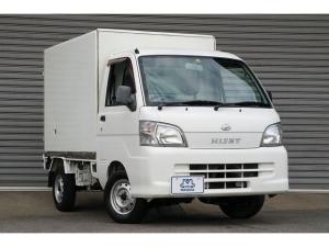 ダイハツ ハイゼットトラック FRP中温冷凍車 -7℃〜35℃設定 AT PS AC