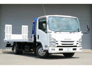いすゞ エルフトラック 積載車 1オーナータダノエスライド全接地 2.8t6速DTB
