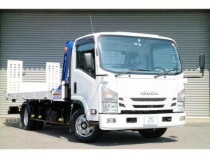 いすゞ エルフトラック 積載車 1オーナータダノS-RIDE 全接地 3t DTB