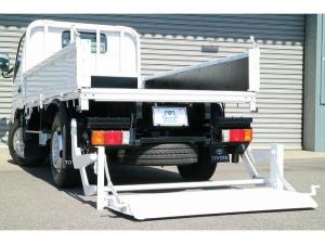 トヨタ ダイナトラック 平ボディ 1オーナー 実走 パワーゲート付1.95t 5速D