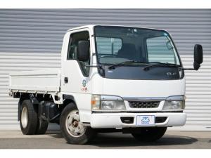いすゞ エルフトラック 高床 3t ディーゼル 荷台木製 NOX適合 リアWタイヤ