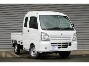 スズキ スーパーキャリイ L 最新型 届出済未使用車 5MT 4WD スズキセフティーS 令和2年12月登録