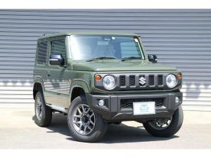 スズキ ジムニー XC 新型届出済未使用車 AT 4WD ターボ LEDライト 新型届出済未使用車 AT 4WD ターボ LEDライト スズキセフティーS