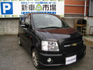 シボレーMW Vセレクション AT/ナビ/TV/ETC/キーレス/修復歴なし/車検整備付/レンタカーアップ車