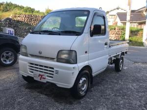 スズキ キャリイトラック KA 5速マニュアル 三方開 車検整備付 軽トラック