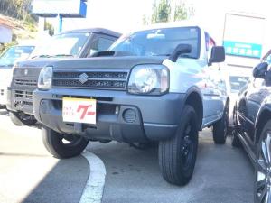 スズキ ジムニー クロスアドベンチャーXA 5速MT ターボ 切替4WD