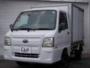 スバル サンバートラック 保冷車