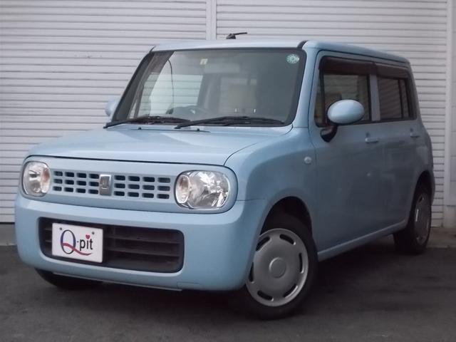 ユーザー買取車 ラパンG 新入荷致しました!! 車検4年3月・スタッドレスタイヤセット有り・スマートキー・CDオーディオ
