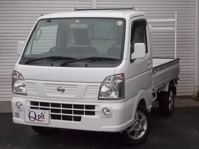 ユーザー買取車 クリッパートラックGX新入荷!! 車検5年6月・4WD・エアコン・パワステ・5速MT・デフロック