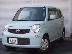 日産 モコ S 社外オンダッシュナビ キーレスエントリー 社外CDオーディオ