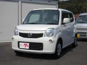 日産 モコ S キーレス CD ETC フルフラット CVT 軽自動車