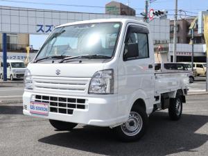 スズキ キャリイトラック KCエアコン・パワステ 4WD 5MT セーティサポート