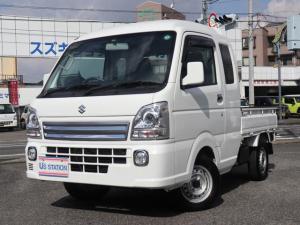 スズキ スーパーキャリイ X 4WD AT ディスチャージヘッドランプ CDステレオ ETC車載器