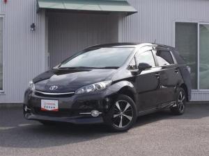 トヨタ ウィッシュ 1.8S 4WD ナビ バックモニター ETC