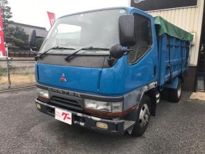 三菱ふそう キャンター トラック AC MT  オーディオ付 DVD ETC