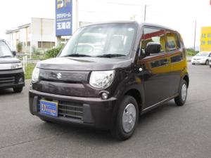 スズキ MRワゴン G 4WD シートヒーター キーレス CDチューナー