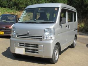 三菱 ミニキャブバン M 4WD 5MT