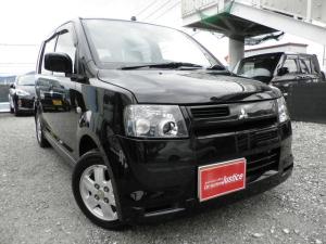 三菱 eKスポーツ リミテッドエディション 限定車 ターボ ワンオーナー キーレス HID ベンチシート