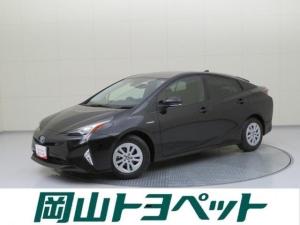 トヨタ プリウス Sセーフティプラス ナビゲーション ETC 1年保証付