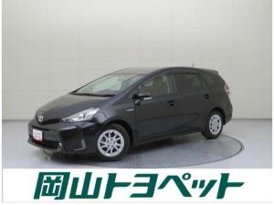 トヨタ プリウスアルファ S ナビゲーション・ETC