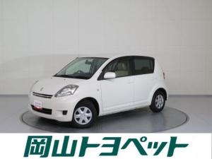 トヨタ パッソ X イロドリ ワイヤレスキー CDチューナー