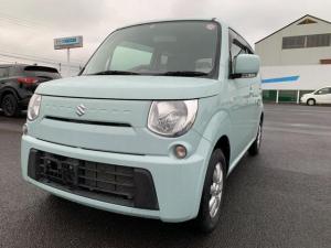 スズキ MRワゴン ECO-L タッチパネルオーディオ装着車