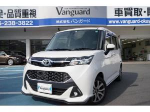 トヨタ タンク カスタムG-T アルパイン9型ナビTV スマートアシスト2